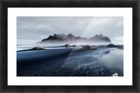 Stokksnes Picture Frame print