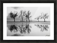 KarAŸA±yaka'dan Bir YansA±ma Picture Frame print