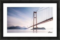 Xihou Bridge & Moon Bay Picture Frame print