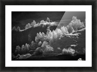Fundatura Ponorului Picture Frame print