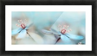 The two of us Picture Frame print