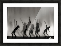 Dance is the language of the soul ... Picture Frame print
