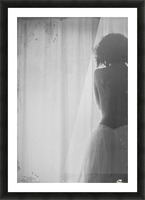 Near Light Picture Frame print