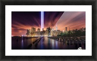 Unforgettable 9-11 Picture Frame print
