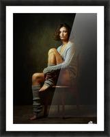 Galina Picture Frame print