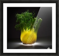 Fennel Picture Frame print