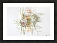 ART.ichoke - 2 Picture Frame print