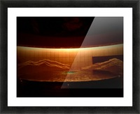 Adams Ale Picture Frame print