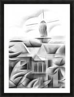 Schiedam 21-08-16  Picture Frame print