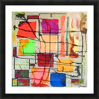 Art198 Picture Frame print