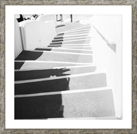 Stairs Picture Frame print