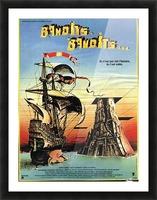 Bandits, bandits Picture Frame print