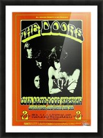 The Doors Picture Frame print
