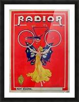 Radior Picture Frame print