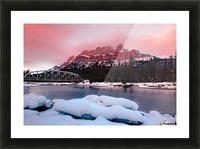 Castle Picture Frame print