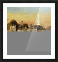 Newport Picture Frame print