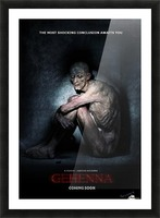Gehenna  by  James Gregory Picture Frame print