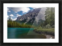 Wake me up, I am dreaming Picture Frame print