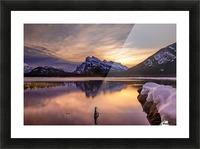 Sacred Awakening Picture Frame print