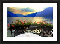 Unspoiled Beauty Picture Frame print