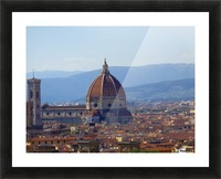 The Magic of Florence Picture Frame print