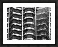 Kuala Lumpur Petronas Twin Towers Malaysia Picture Frame print