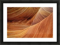 sandstone Picture Frame print