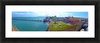 Ferry view Picture Frame print