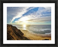 Highway 1  Picture Frame print