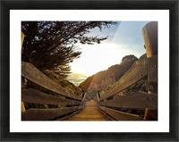 Montara Picture Frame print