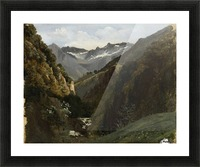 Swiss, 1810-1864 Picture Frame print