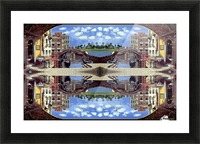 venice ART 4 Picture Frame print