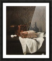 Still life on withe cloth Impression et Cadre photo
