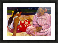 Women of Tahiti by Gauguin Picture Frame print