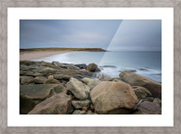 Sands of Whale Cove Picture Frame print