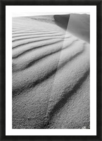 Dune Picture Frame print