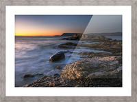 A New Dawn Picture Frame print
