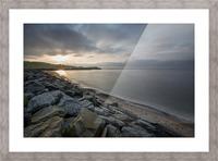 Sun Break Picture Frame print