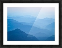 Himalayas Picture Frame print