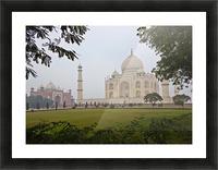 Tajmahal Picture Frame print