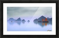 Halong Bay, Vietnam Picture Frame print