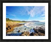 Pebble Beach GC Picture Frame print