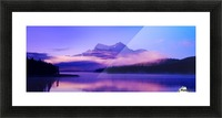 Beautiful Mountain Scenery Picture Frame print