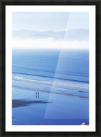 Inch Beach, Dingle Peninsula, County Kerry, Ireland Picture Frame print