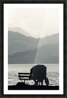 """Love """"ineffable"""" Picture Frame print"""