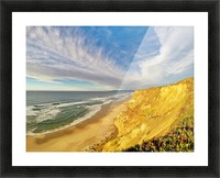 Heading North Picture Frame print