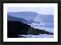 St Finian's Bay, County Kerry, Ireland, Bolus Head In The Background Picture Frame print