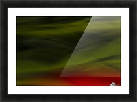 Abstract Close Up Of Tulips Picture Frame print