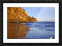 Cape Disappointment Lighthouse; Ilwaco, Washington, United States of America Picture Frame print
