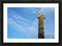 Astoria Column; Astoria, Oregon, United States of America Picture Frame print